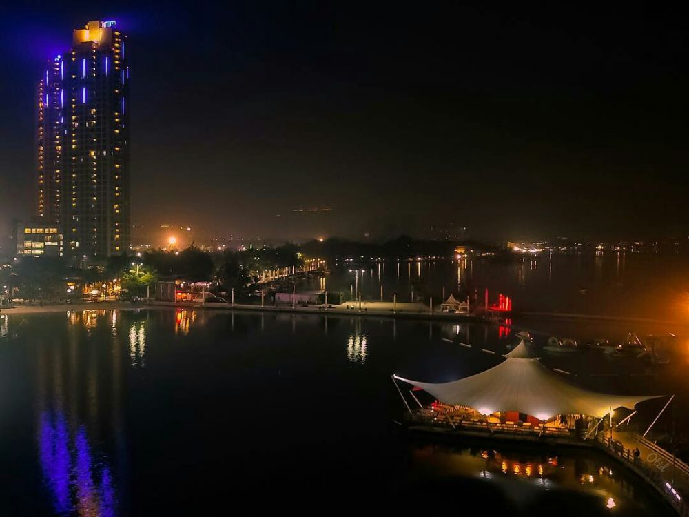 tempat wisata malam di Jakarta