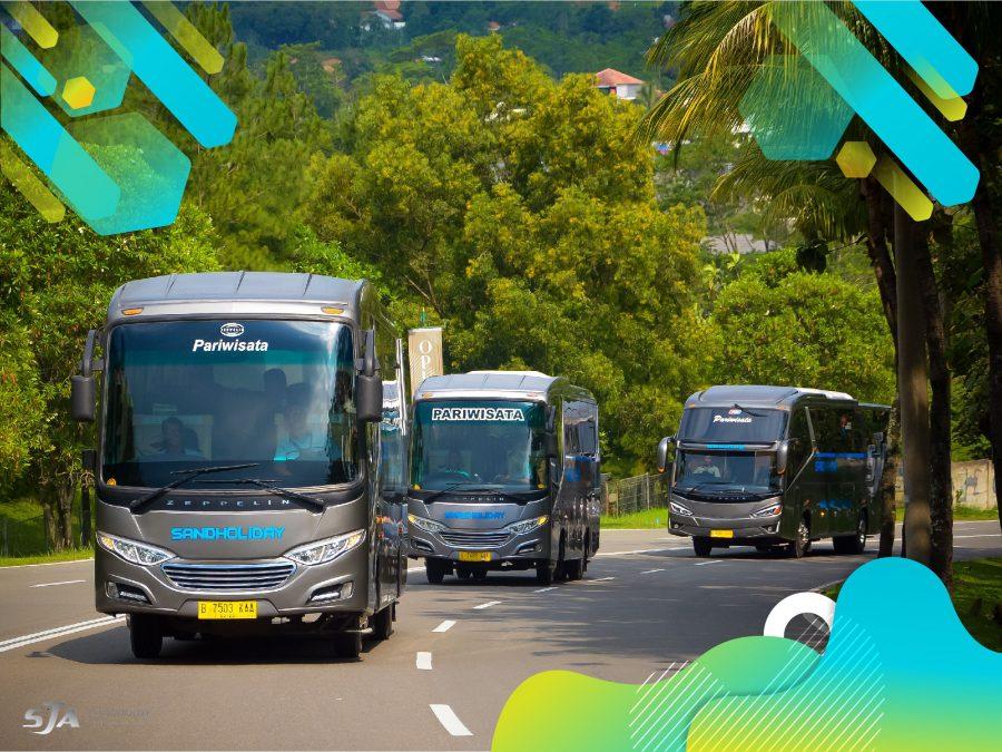 bus wisata Jakarta
